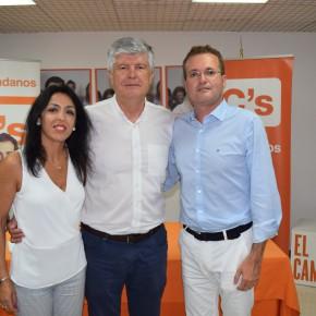 """Matías Alonso: """"El cambio a mejor que España necesita solo tiene un camino y se llama Ciudadanos"""""""