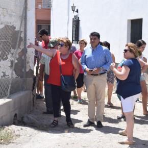 C's Almería exige un Centro Vecinal, una parada de autobús escolar y la limpieza de la red viaria y el arreglo del saneamiento público en Los Cortijillos