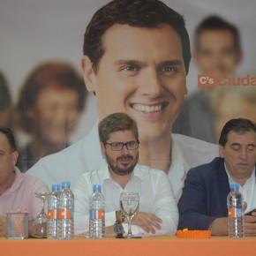 """Fran Hervías: """"En Almería, Ciudadanos ya tiene una base sólida de votantes y disfruta buena salud"""""""