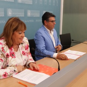 C's Almería apuesta por potenciar las brigadas de obra municipales a través de programas públicos de formación para el empleo