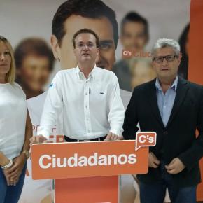 """C's Roquetas no apoyará los presupuestos del Equipo de Gobierno por """"incumplimiento"""" de los acuerdos y """"desconfianza"""""""
