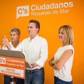 Ciudadanos Roquetas logra que la bajada del IBI sea ya de un 14% para 2017
