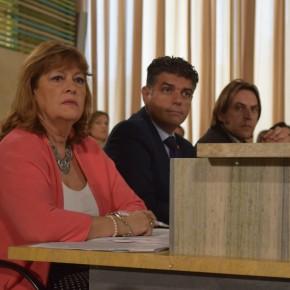 C's Almería arranca el compromiso al plenario de potenciar las brigadas de obras municipales