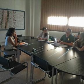 Ciudadanos considera imprescindible eliminar las 'caracolas' del IES Carmen de Burgos y construir otro instituto nuevo