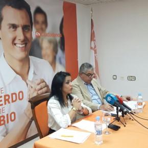 """Marta Bosquet: """"El plan de promoción para el autónomo exigido por Ciudadanos en los presupuestos beneficiará a más de 56.000 almerienses"""""""