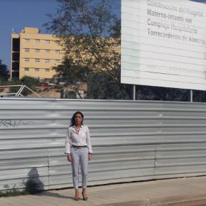 Ciudadanos aplaude que la senda del diálogo con la Junta ponga en marcha el Materno Infantil