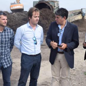 Ciudadanos pide compensar a Cuevas de los Medina por la actividad de la planta de vermicompostaje y de reciclados en los términos que permita la ley