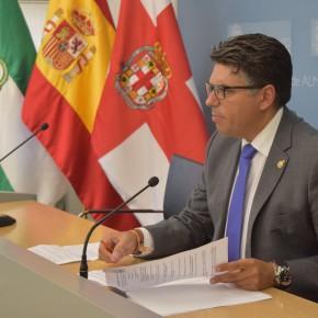 """Miguel Cazorla: """"Para acordar las próximos presupuestos primero hay que cumplir los acuerdos del de 2016 y los compromisos del superávit"""""""
