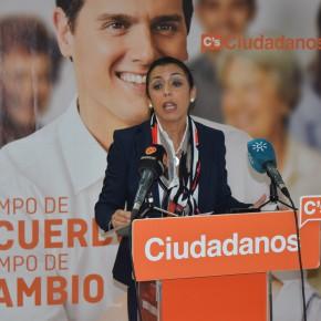 Ciudadanos Almería urge al Gobierno Central a dejar de engañar a los almerienses con la llegada del AVE