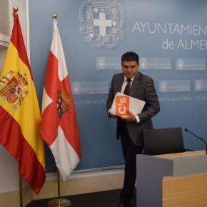 C's Almería propone bonificaciones y reducciones pioneras en el servicio de alcantarillado y recogida de basura a los más necesitados