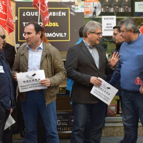 Ciudadanos apuesta por la continuidad de Galasa y exige un acuerdo inmediato