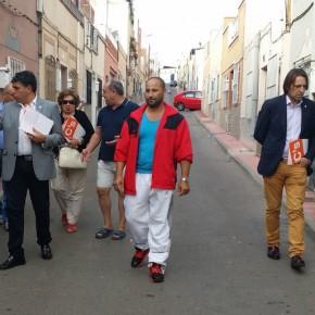C's Almería consigue que el parking de Piedras Redondas sea una realidad tras aprobar hoy la Junta de Gobierno su proyecto de obra