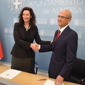 C's Almería apoyará las próximas cuentas municipales tras incluir más de 60 medidas en el acuerdo presupuestario con el Equipo de Gobierno
