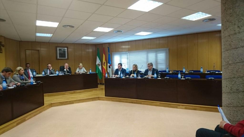 20171101 Pleno Roquetas