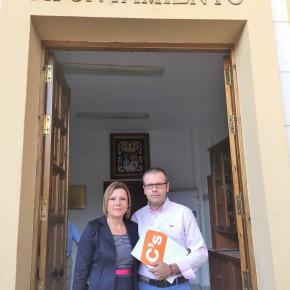 """José Miguel Torrecillas: """"El alcalde de Lucainena de las Torres reincide, ya que sigue impidiendo que tengamos acceso a la gestión que está haciendo del Ayuntamiento"""""""