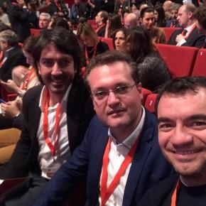 Diego Clemente elegido representante de Almería en el Consejo General de Ciudadanos