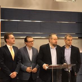 Ciudadanos presenta una iniciativa para que se priorice, entre otras, la conexión de la línea ferroviaria entre Murcia y Almería