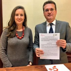 Diego Clemente y Melisa Rodríguez piden al Gobierno explicaciones sobre los nuevos criterios radiológicos en la descontaminación de Palomares