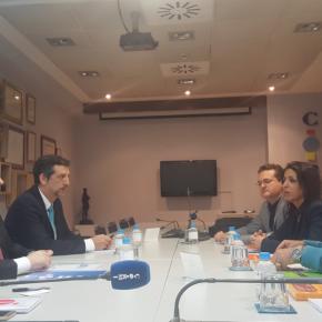 """Marta Bosquet: """"El gobierno del PP debe cumplir con el Pacto Nacional por la Dependencia y aportar de una vez por todas el 50% de la financiación que le corresponde"""""""