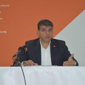 """Miguel Cazorla: """"Exigimos al Equipo de Gobierno que tenga listo el proyecto y la licitación de las obras de la próxima fase de la Casa Consistorial para que no se paralicen de nuevo"""""""