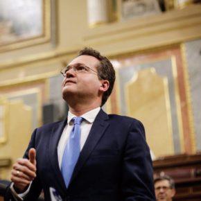 """Diego Clemente: """"A ningún almeriense se le subirán los impuestos porque Cs ha dicho sí, por responsabilidad, a unos presupuestos que también acaba con los recortes"""""""
