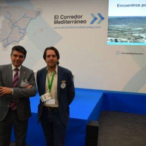 Cs Almería considera fundamental el apoyo político al sector empresarial para que el Corredor Mediterráneo sea una realidad cuanto antes