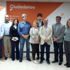 José Luque, nuevo coordinador de Ciudadanos Almería