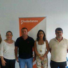 Se constituye Ciudadanos Albox con Martín Martos como coordinador de la nueva agrupación