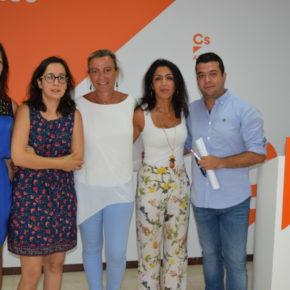 Cs solicita a la Junta que equipare el número de matronas de Almería con el resto de Andalucía al ser la provincia con peor ratio de España