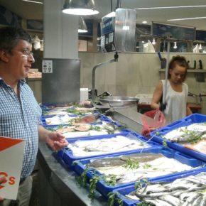 Ciudadanos (Cs) El Ejido denuncia el abandono en el que se encuentra el Mercado de Abastos