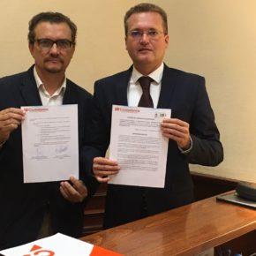 Cs exige respuestas del Gobierno acerca de las obras de reparación de la desaladora de Cuevas del Almanzora
