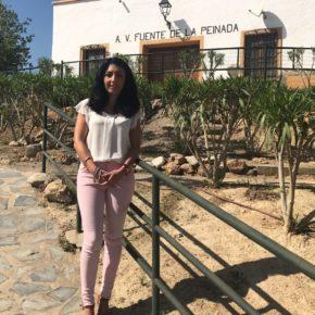 Cs Huércal de Almería consigue que se mejore el entorno de la asociación de vecinos Fuente de la Peinada y se eliminen barreras arquitectónicas