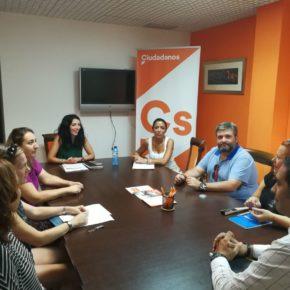 Cs preguntará a la consejera de Educación los planes de la Junta para la construcción de otro IES en Huércal de Almería