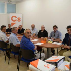 Promotores constructores y arquitectos comparten con Ciudadanos sus sugerencias para la elaboración de las propuestas presupuestarias de 2018