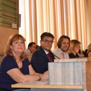 Unanimidad del pleno del Ayuntamiento de Almería a las mociones defendidas por el Grupo Municipal de Ciudadanos