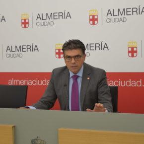 Ciudadanos Almería denuncia que el equipo de gobierno tan sólo ha ejecutado el 10,93% de las inversiones presupuestadas para 2017