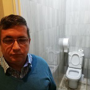 Cs El Ejido denuncia que los aseos y ascensores de la planta baja del Ayuntamiento no están adaptados para personas con discapacidad física