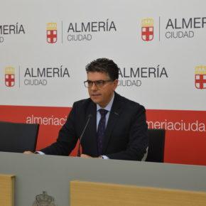 La bajada total en 2018 del IBI, una tarificación especial del ORA para trabajadores y la devolución de las plusvalías, líneas rojas de Cs Almería para apoyar el presupuesto