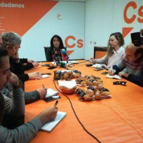 """Marta Bosquet: """"Ciudadanos seguirá trabajando y siendo útil a los almerienses primando sus intereses generales al tacticismo de otros partidos"""""""