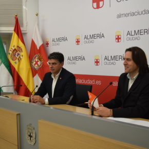 Cs Almería propone la realización de un Convenio para la gestión de viales en Cortijo Córdoba y un Plan de Actuaciones en este paraje