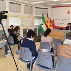 """Miguel Cazorla: """"Si el equipo de Gobierno pretende que Ciudadanos no firme los presupuestos no lo va a conseguir porque nos debemos a Almería y a los almerienses"""""""