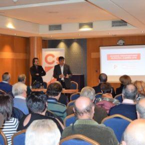 Ciudadanos Almería destina el 54 por ciento de las exigencias presupuestarias a desarrollar y equilibrar la capital