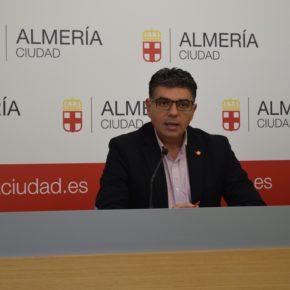 """Cazorla: """"Nos preocupa la futura gestión de los residuos inertes de la capital ante la anulación del contrato para la explotación de la planta"""""""