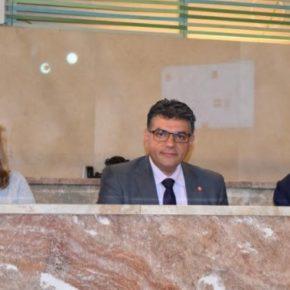 """Cazorla: """"Las explicaciones del equipo de gobierno en la Comisión de Desarrollo Urbano son una tomadura de pelo y una falta de respeto a la oposición"""""""