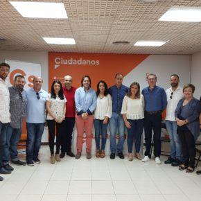 Ciudadanos cuenta ya con más de dos mil inscritos en la provincia de Almería y continúa su implantación en las zonas rurales