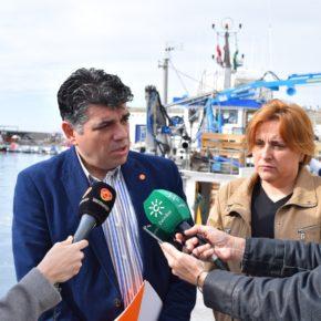 Ciudadanos Almería cierra filas en apoyo al sector de la pesca artesanal con una moción para la defensa de la actividad de arrastre