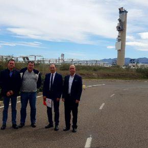 Ciudadanos llevará al Congreso de los Diputados iniciativas que permitan desbloquear la situación de la Plataforma Solar de Almería