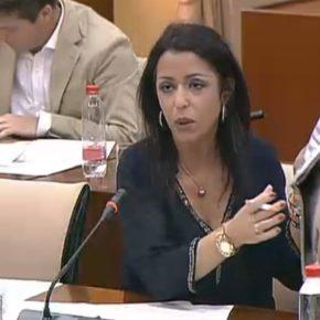 """Marta Bosquet al consejero de Fomento: """"Los pescadores de Carboneras llevan meses esperando las obras del puerto que Cs exigió en los Presupuestos. Comiencen ya"""""""