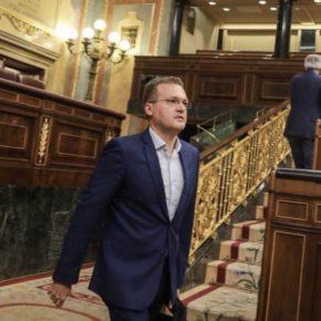 Cs solicita un millón de euros más al Gobierno para la conexión de los depósitos del Levante con la conducción de la desaladora de Carboneras al valle del Almanzora