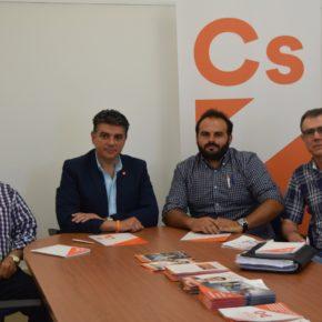 Ciudadanos Almería exige al equipo de Gobierno que deje de ignorar las demandas de la Asociación en Defensa de la Agricultura